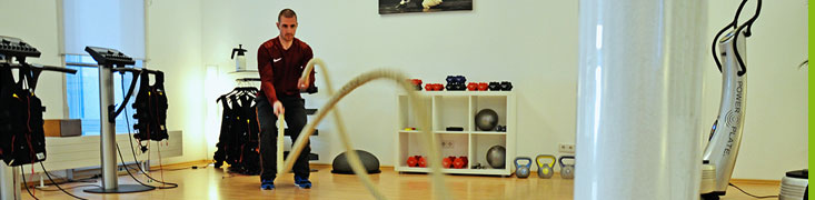 PT Lounge Esslingen, Esslingen, Functional Fitness, Fitness Trend, Training Ropes, Training Kettlebells, höhere Fettverbrennung
